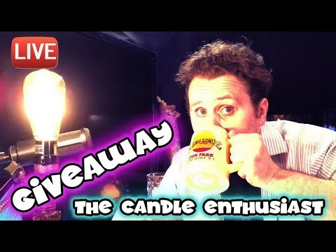 LIVE - Yankee Candle Relics 😲 Kringle Candle Rarity - GIVEAWAY