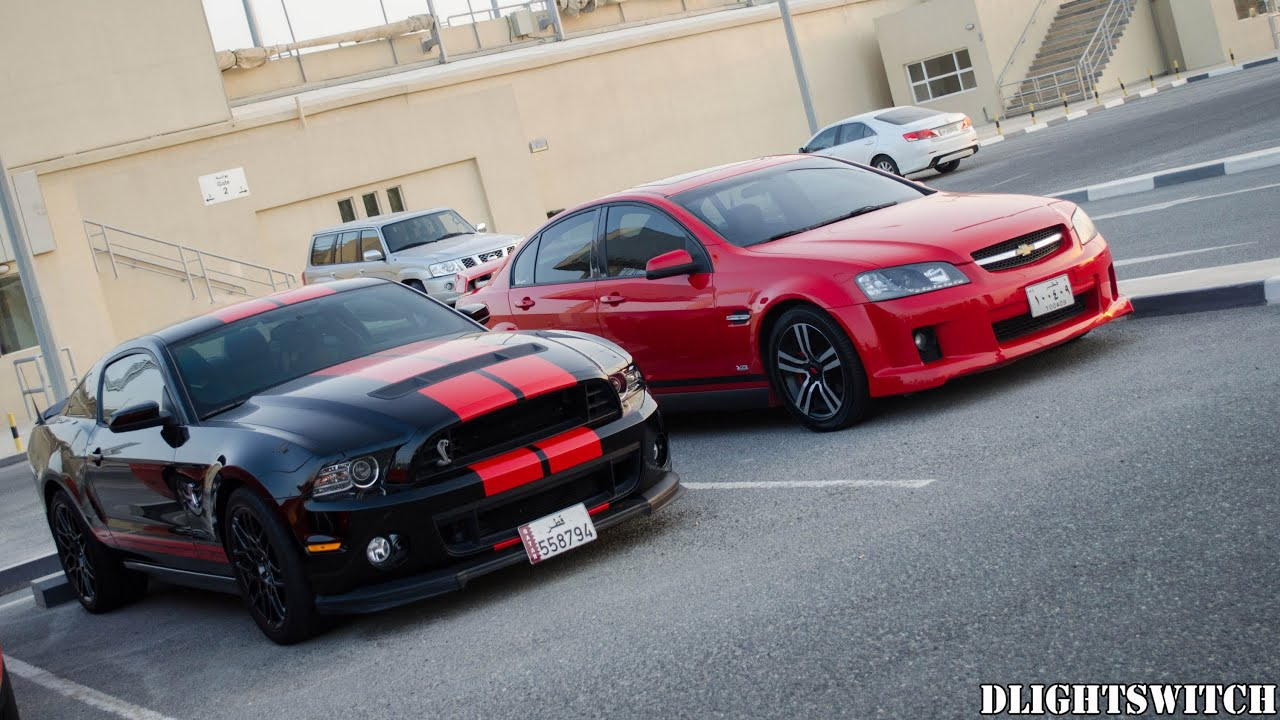 American Muscle Car Club Gathering In Qatar YouTube - Muscle car club