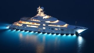 10 Biggest Yachts in the World