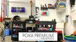 Poka Premium detailing equipment to organize your work!
