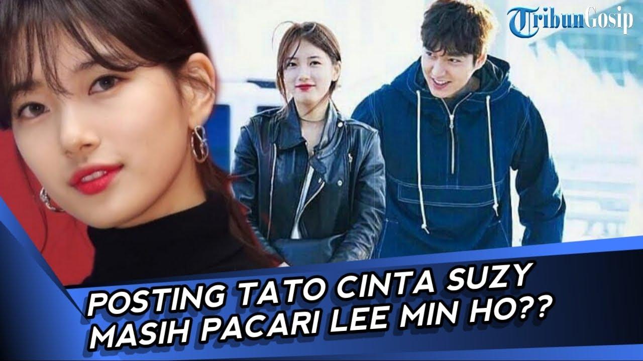 Suzy Masih Pacari Lee Min Ho Youtube