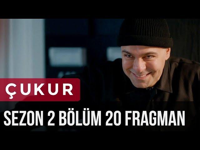 Çukur 2.Sezon 20.Bölüm Fragman