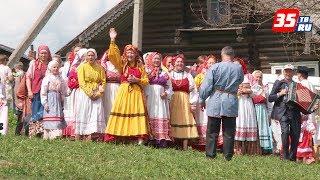 Нюксенский район на три дня стал центром народной культуры Вологодчины