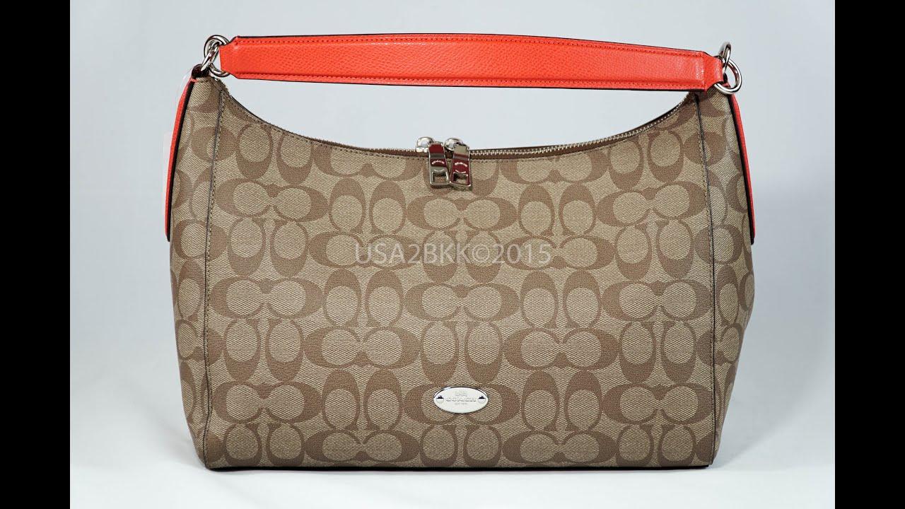 จำหน่าย กระเป๋า Coach East West Celeste Women s Hobo Handbag Bag F34899 by  usa2bkk 696782a318