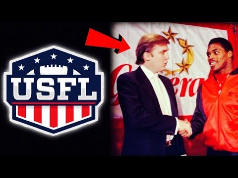 Hammer - Remember The Almost Successful USFL?