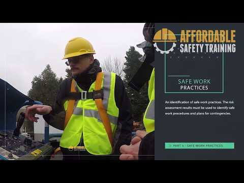 Aerial Lift Operator Safety Training - With ANSI 92.22 Mobile Elevated Work Platforms