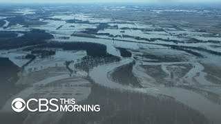 Devastating flooding coming at worst time for Midwest farmers
