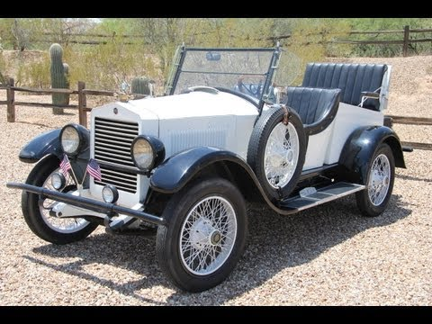 1923 Essex (Hudson) Raceabout Roadster (For Sale by Owner)