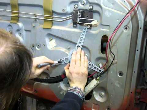 Part 11: Power Windows Installation - My 76 Mazda RX-5 Cosmo Restoration