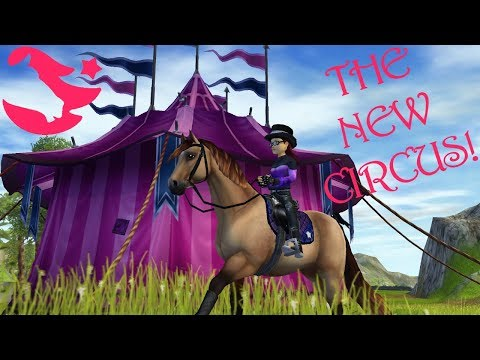 The New Circus! ~ Star Stable Online