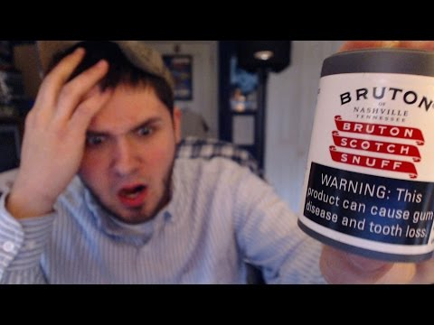 Trying Nasal Snuff 25K Subs!