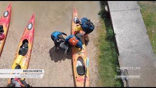 Découverte du raid kayak handisport - Champions d'Exception - Handisport TV
