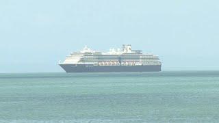 Crucero estadounidense rechazado en cinco puertos por coronavirus atracará en Camboya | AFP