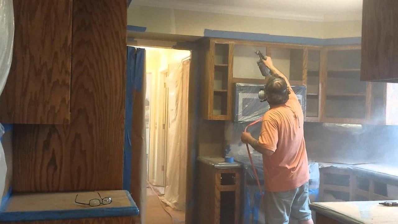 Kitchen Cabinets Refinishing At Timeless Arts Refinishing Grand Rapids Mi