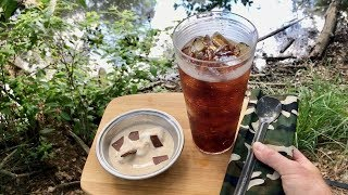 Chill out with Easy to Make Treats for Summer Camping