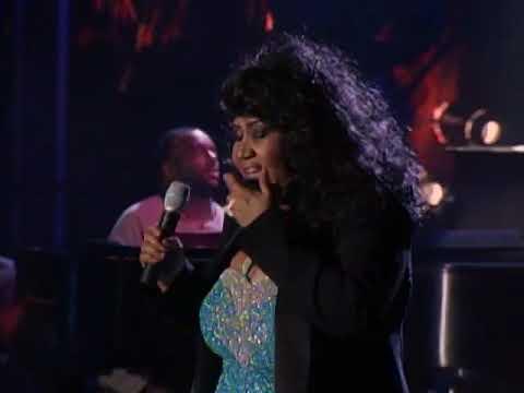 "Aretha Franklin performance ""(You Make Me Feel Like) A Natural Woman"""