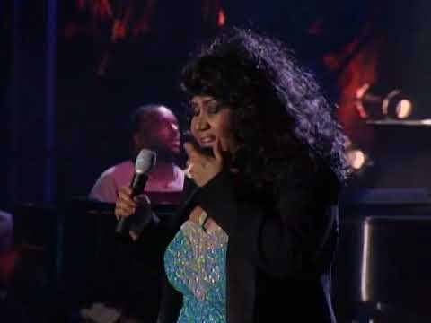 Aretha Franklin performance