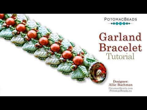 Garland Bracelet (Bracelet Tutorial)
