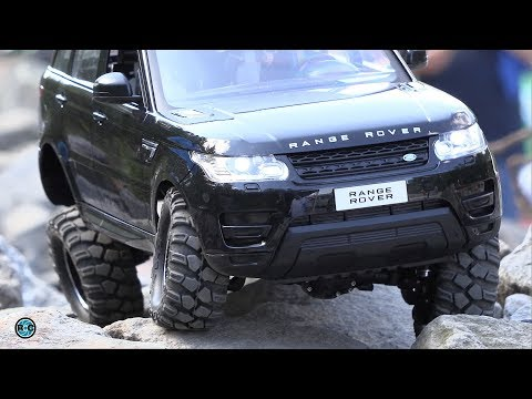 RC Model Car Range Rover Sport RC 2000 remote-controlled 1/10 scale