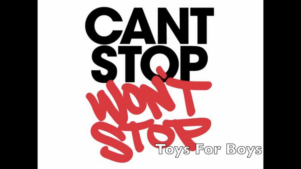 Can't Stop Won't Stop (feat. Cam Groves)
