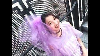 20180620 丹羽絵理香ちゃん(原宿乙女)がtwitterに投降した動画です。