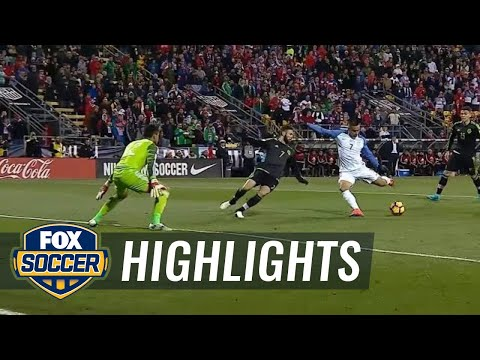 USA vs. Mexico | 2016 World Cup Qualifier | FOX SOCCER