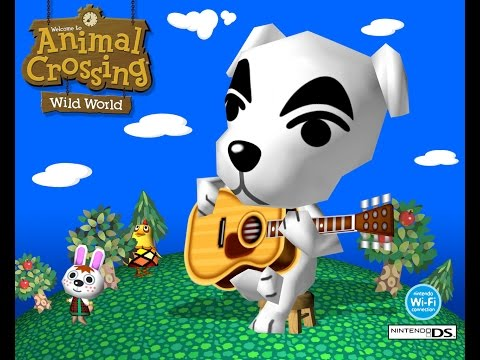 Animal Crossing: Wild World Hourly Music 1 AM - 12 AM