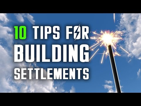 10 Settlement Building Tips that Make Your Life Easier