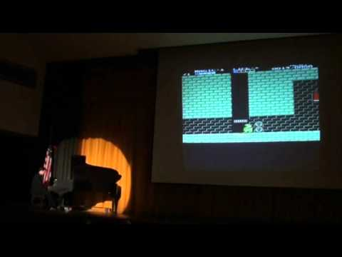 High School Talent Show - Video Games Live Tribute
