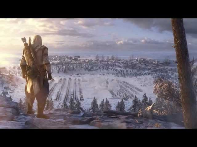 Assassin's Creed 3 - Debut Trailer