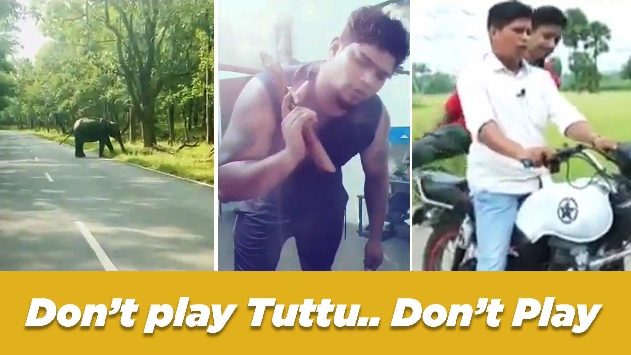 ദീപാവലി ചിരി 😁 പൊളി സാനം | MalluFails - Malayalam funny videos