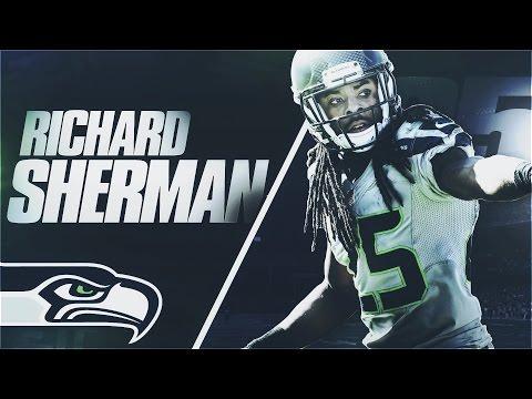 Richard Sherman - Optimus Prime