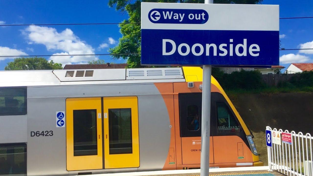 sydney trains vlog 855 doonside part 2 youtube
