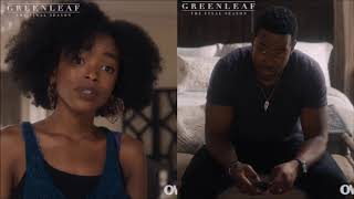 Greenleaf: The Final Season | Sneak Peek: Jacob Shuts Down Zora's Plans To Leave For New York