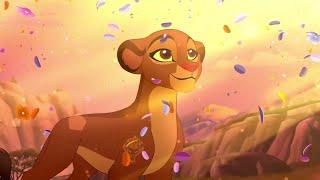 Взойди На Трон l Коронация Рани l Дубляж l Long Live The Queen (Russian) l The Lion Guard l Song