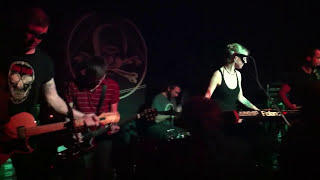 """Future of the Left """"Failed Olympic Bid"""" (w/ Ryan from Me You Us Them) St. Vitus Brooklyn, NY 6/18/12"""