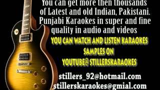 Dildarian Punjabi Karaoke
