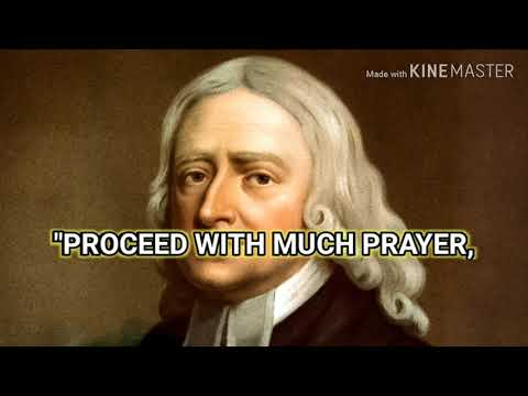 John Wesley life and quotes