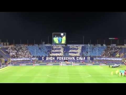 Zenit vs Gent [29.9.2015] Champions League С Днём Рождения Анюков!