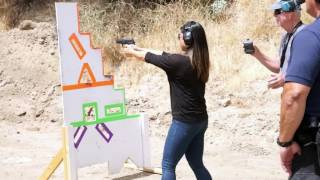 BullseyeSport Wrens Ranch Pistol Shoot June 2017