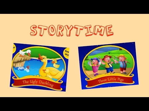 Storytime   Compilation of short stories that teach a moral lesson