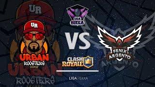 Liga Pekka I Final I Urban Roosters vs Fenix Argento I
