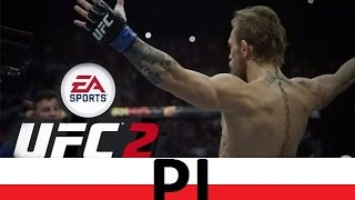 Repeat youtube video Zagrajmy w UFC 2 McGregor vs Aldo Xbox One