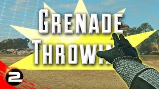 Grenade Throwing Tips and Tricks - PlanetSide 2