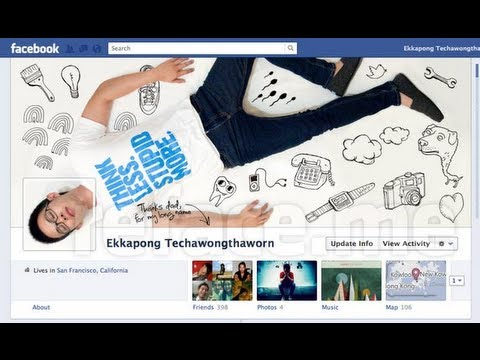 Design Stylish Cool Funky And Fresh Facebook Timelines