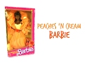 1985 PEACHES 'N CREAM BARBIE DOLL - RETRO DOLL REVIEW