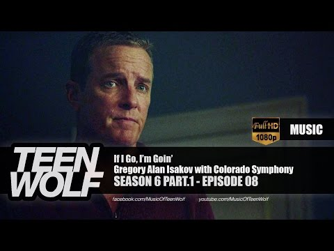 Gregory Alan Isakov With The Colorado Symphony - If I Go, I'm Goin' | Teen Wolf 6x08 Music [HD]