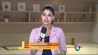 Matéria - Mercado da Beleza (Rede Record)