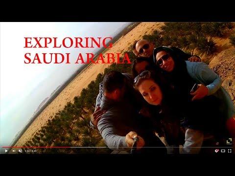 Exploring Saudi Arabia I solo & group I Wanderer Hashif رحلة استكشاف السعودية