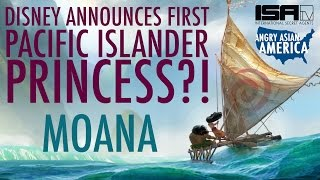 Disney Announces 1st Pacific Islander Princess?! - ANGRY ASIAN AMERICA Ep. 10